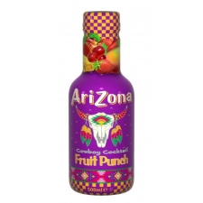 Arizona Fruit Punch mahlajook 500ml + pant A