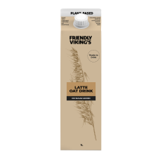 Friendly Viking's Latte kaerajook 1L