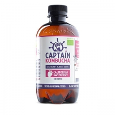 Captain Kombucha Vaarika 400ml 12tk