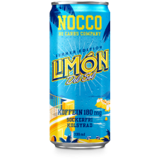 NOCCO Limon 330ml + pant C