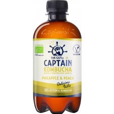 Captain Kombucha Ananassi 400ml