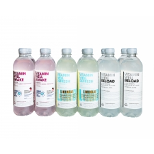 Vitamin Well Variety Pack 500ml 12tk