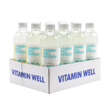 Vitamin Well Refresh vitamiinijook 500ml 12tk