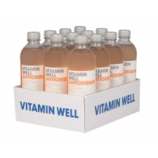 Vitamin Well Antioxidant vitamiinijook 500ml  12tk +pant A
