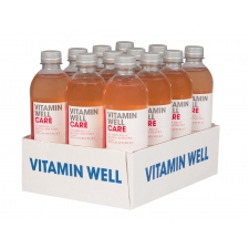 Vitamin Well Care vitamiinijook  0,5L 12tk +pant A