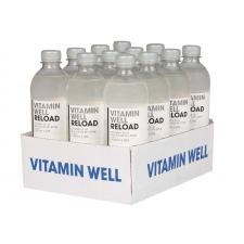 Vitamin Well Reload vitamiinijook  0,5L 12tk +pant A