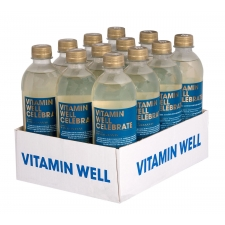 Vitamin Well Celebrate vitamiinijook 500ml + pant A 12tk