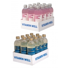 Vitamin Well Awake + Celebrate vitamiinijook 0,5L 24tk +pant A