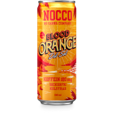 1. UUS! NOCCO Blood Orange Del Sol
